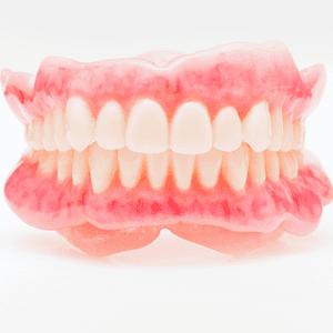 入れ歯技工1